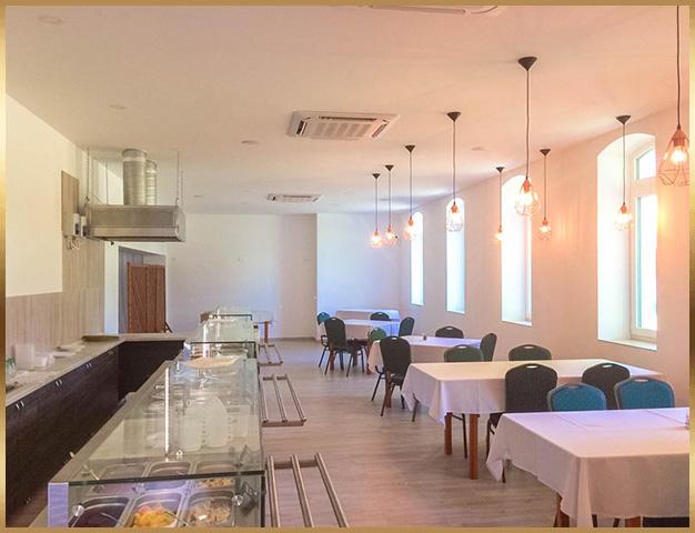 Erzsébetligeti Étterem és Rendezvényház - étlap